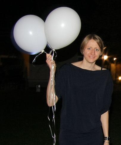 Christina Busch ist staatlich geprüfte Kinderpflegerin und Fachkraft in Elementarer Musikpädagogik
