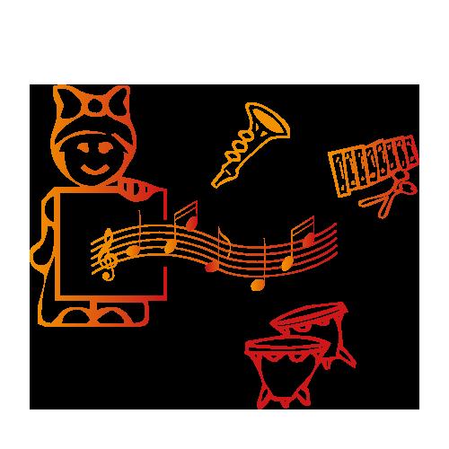 Musikalische Früherziehung in Kindergärten in und um München