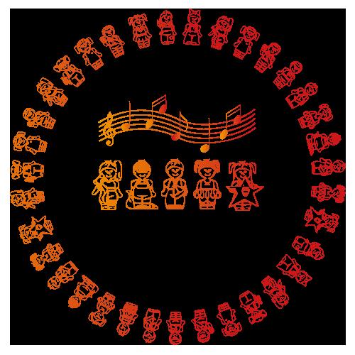 Musikalische Kinderbetreuung auf Hochzeiten in und um München